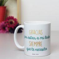 Taza Gracias Original Custom