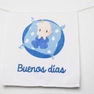 Toalla bebé personalizada Original Custom