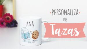 Personaliza tus tazas Original Custom