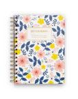 Cuaderno Flores Charuca frontal