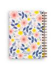 Cuaderno Flores Charuca reverso